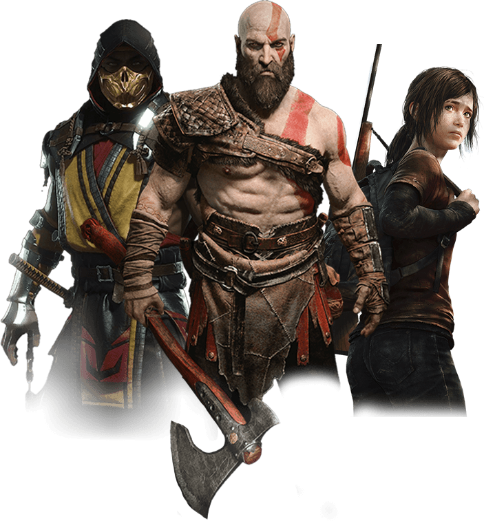 Персонажи видеоигр